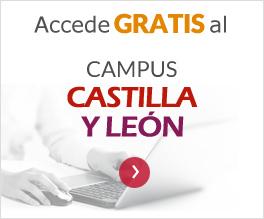 Accede GRATIS al Campus Castilla y León